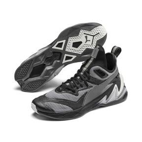 Imagen en miniatura 3 de Zapatos de hombre LQDCELL Origin Tech, Puma Black-CASTLEROCK, mediana