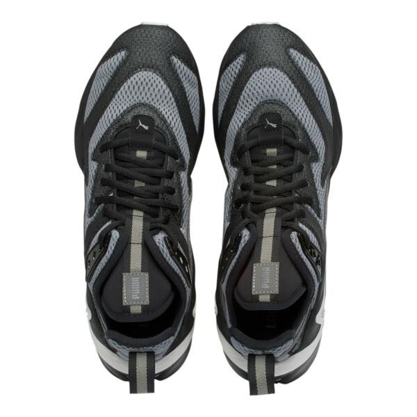 LQDCELL Origin Tech Men's Training Shoes, Puma Black-CASTLEROCK, large