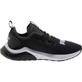 Thumbnail 4 of HYBRID NX Running Shoes JR, Puma Black-Puma White, medium