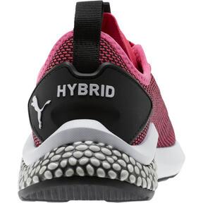 Miniatura 3 de Zapatos para correr HYBRID NX JR, Fuchsia Purple-White-Black, mediano