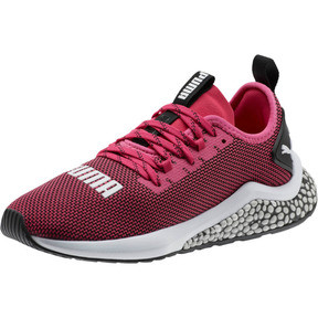Miniatura 1 de Zapatos para correr HYBRID NX JR, Fuchsia Purple-White-Black, mediano