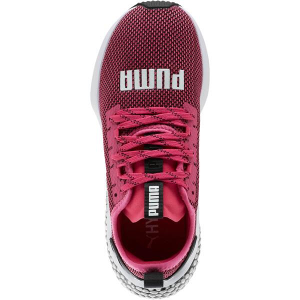Zapatos para correr HYBRID NX JR, Fuchsia Purple-White-Black, grande