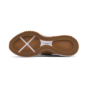 Miniaturka 4 Damskie buty treningowe Defy szyte, Puma Black-Puma White, średnie