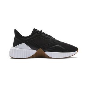 Miniaturka 5 Damskie buty treningowe Defy szyte, Puma Black-Puma White, średnie