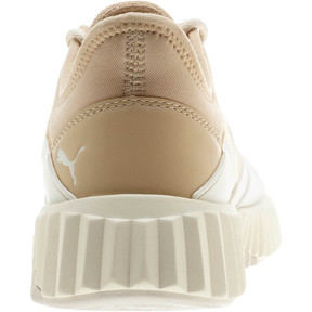 Thumbnail 3 of Defy Stitched Z Women's Training Shoes, Pebble-Whisper White, medium