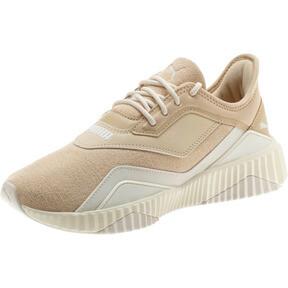 Thumbnail 1 of Defy Stitched Z Women's Training Shoes, Pebble-Whisper White, medium