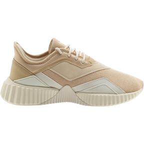 Thumbnail 4 of Defy Stitched Z Women's Training Shoes, Pebble-Whisper White, medium
