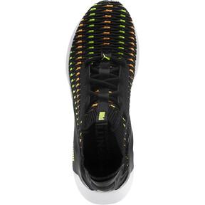 Thumbnail 5 of Rogue Corded Men's Sneakers, Puma Black-Orange Pop, medium