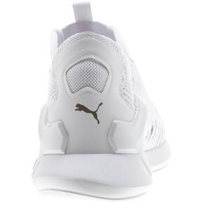 Thumbnail 3 of Rogue Corded Men's Sneakers, Puma White-Glacier Gray, medium