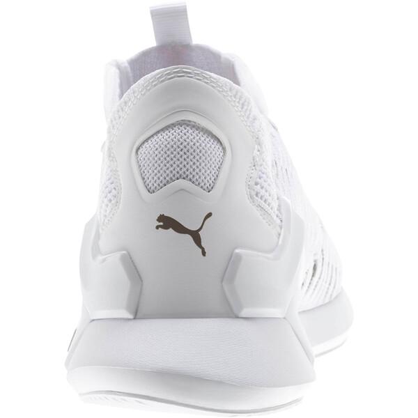 Rogue Corded Men's Sneakers, Puma White-Glacier Gray, large