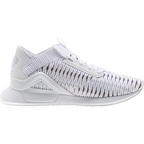 Thumbnail 4 of Rogue Corded Men's Sneakers, Puma White-Glacier Gray, medium