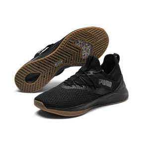 Thumbnail 2 of Jaab XT Summer Men's Trainers, Puma Black-Asphalt, medium