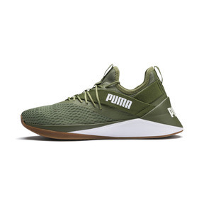 Thumbnail 1 of Jaab XT Summer Men's Training Shoes, Olivine-Puma White, medium