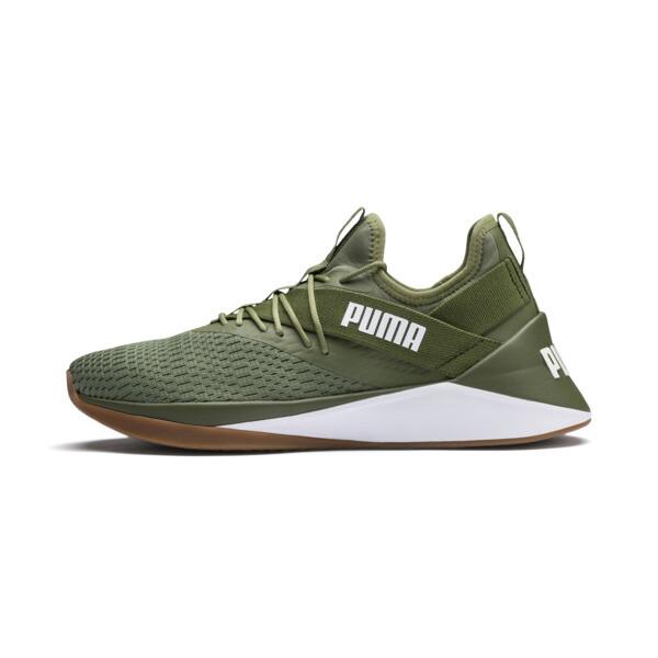 Jaab XT Summer Men's Training Shoes, Olivine-Puma White, large