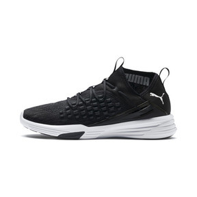 Thumbnail 1 of Basket Mantra pour homme, Puma Black-Puma White, medium