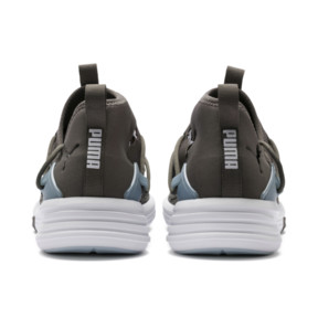 Thumbnail 4 of Mantra Men's Training Shoe, Charcoal Gray-Puma White, medium