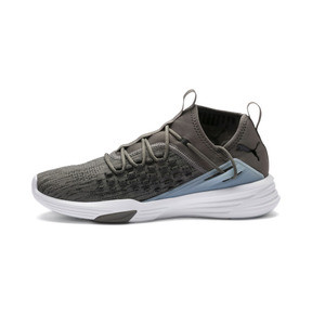 Thumbnail 1 of Mantra Men's Training Shoe, Charcoal Gray-Puma White, medium