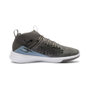 Thumbnail 5 of Mantra Men's Training Shoe, Charcoal Gray-Puma White, medium