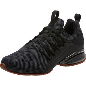Thumbnail 1 of Axelion Mesh Men's Training Shoes, Puma Black, medium
