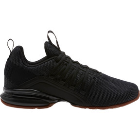Thumbnail 3 of Axelion Mesh Men's Training Shoes, Puma Black, medium