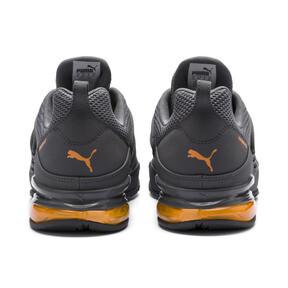 Thumbnail 4 of CELL Regulate Woven Men's Running Shoes, Charcoal Gray, medium