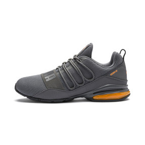 Thumbnail 1 of CELL Regulate Woven Men's Running Shoes, Charcoal Gray, medium
