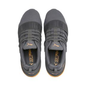Thumbnail 6 of CELL Regulate Woven Men's Running Shoes, Charcoal Gray, medium