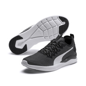 Thumbnail 2 of IGNITE Flash FS Herren Laufschuhe, Puma Black-Puma White, medium
