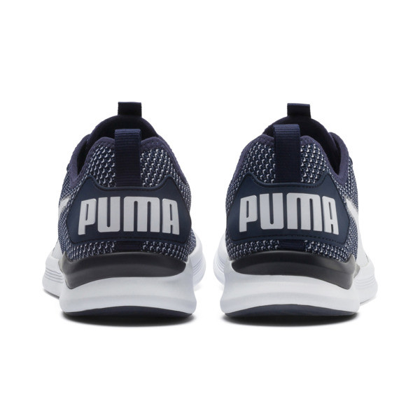 IGNITE Flash FS Herren Laufschuhe, Peacoat-Puma White, large