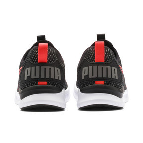 Thumbnail 4 of IGNITE Flash FS Men's Running Shoes, Puma Black-Nrgy Red, medium
