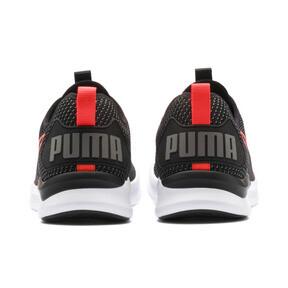 Miniatura 4 de Zapatos de entrenamiento IGNITE Flash para hombre, Puma Black-Nrgy Red, mediano