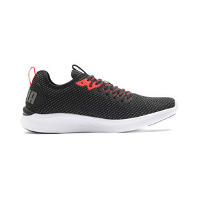 Thumbnail 6 of IGNITE Flash FS Men's Running Shoes, Puma Black-Nrgy Red, medium