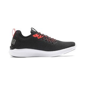 Miniatura 6 de Zapatos de entrenamiento IGNITE Flash para hombre, Puma Black-Nrgy Red, mediano