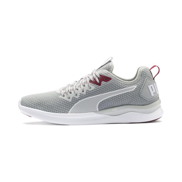 IGNITE Flash FS Men's Running Shoes, High Rise-Glacier Gray-White, large