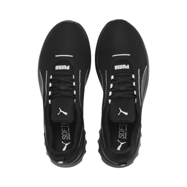 Carson 2 Concave Men's Trainers, Puma Black-Puma White, large