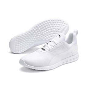 Thumbnail 2 of Basket Carson 2 Concave pour homme, Puma White-Quarry-Puma Black, medium