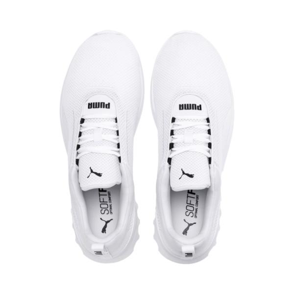 Basket Carson 2 Concave pour homme, Puma White-Quarry-Puma Black, large
