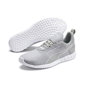 Thumbnail 2 of Carson 2 Concave Men's Trainers, Quarry-Puma White, medium