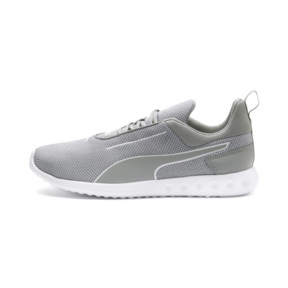 Thumbnail 1 of Carson 2 Concave Men's Trainers, Quarry-Puma White, medium