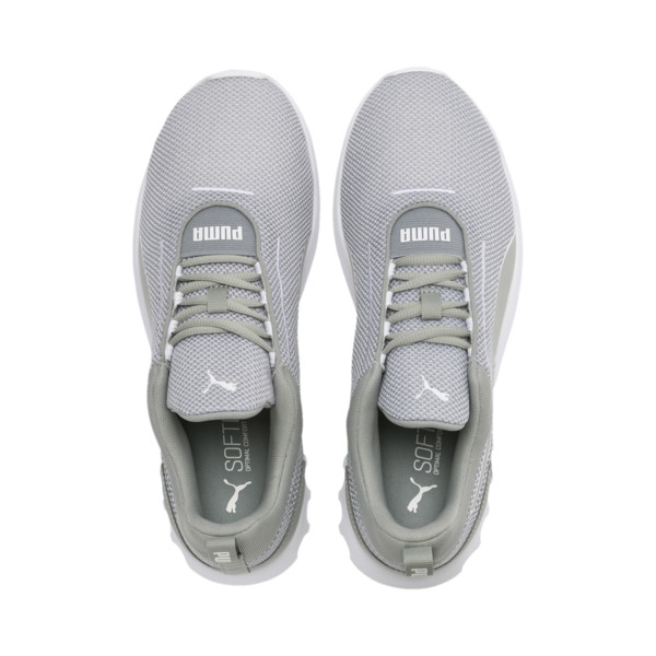 Carson 2 Concave Men's Trainers, Quarry-Puma White, large