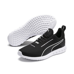 Thumbnail 2 of Carson 2 Concave Damen Sneaker, Puma Black-Puma White, medium