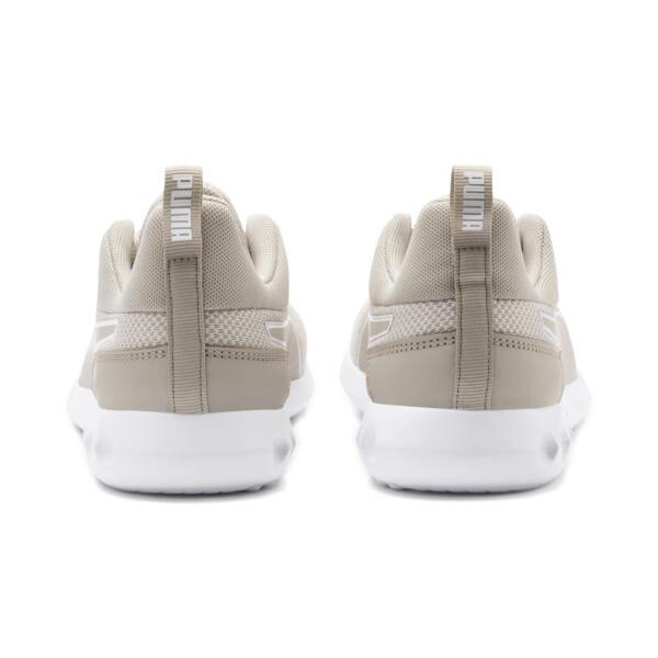Zapatillas de mujer Carson 2 Concave, Silver Gray-Puma White, grande