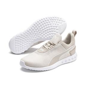 Imagen en miniatura 2 de Zapatillas de mujer Carson 2 Concave, Silver Gray-Puma White, mediana