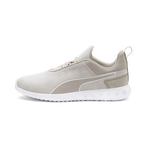 Thumbnail 1 of Basket Carson 2 Concave pour femme, Silver Gray-Puma White, medium
