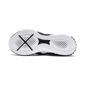 Thumbnail 5 of Defy Mid Core Women's Training Shoes, Puma Black-Puma White, medium