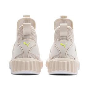 Miniatura 4 de Zapatos de entrenamientoDefy MidCore para mujer, Pastel Parchment-Puma White, mediano