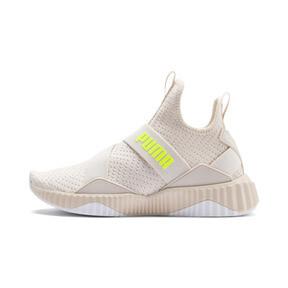 Miniatura 1 de Zapatos de entrenamientoDefy MidCore para mujer, Pastel Parchment-Puma White, mediano