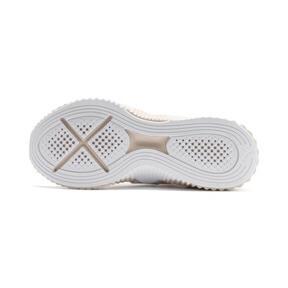 Miniatura 5 de Zapatos de entrenamientoDefy MidCore para mujer, Pastel Parchment-Puma White, mediano