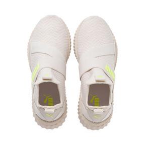 Miniatura 7 de Zapatos de entrenamientoDefy MidCore para mujer, Pastel Parchment-Puma White, mediano