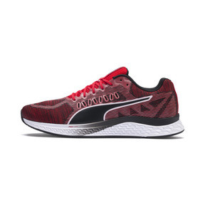 Thumbnail 1 of SPEED SUTAMINA Running Shoes, High Risk Red-Puma Black, medium